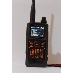 Kenwood TH-D74E + accessories
