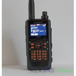Kenwood TH-D74E + headset &...